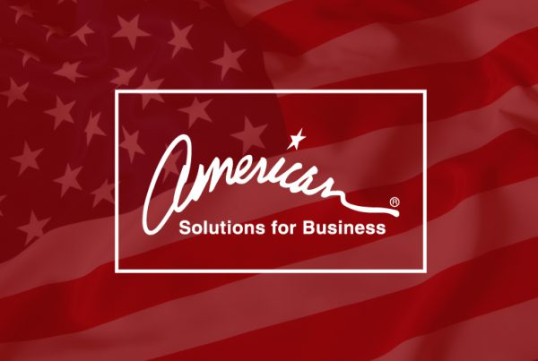 CAMERAReadyArt is a proud American Solutions for Business Patriot Vendor