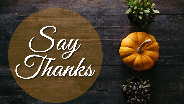 Thanksgiving Promo Ideas