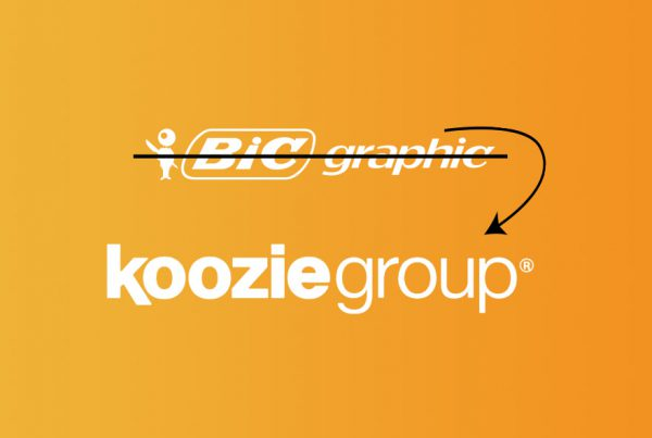 BIC Graphic North America Announces Name Change To Koozie Group