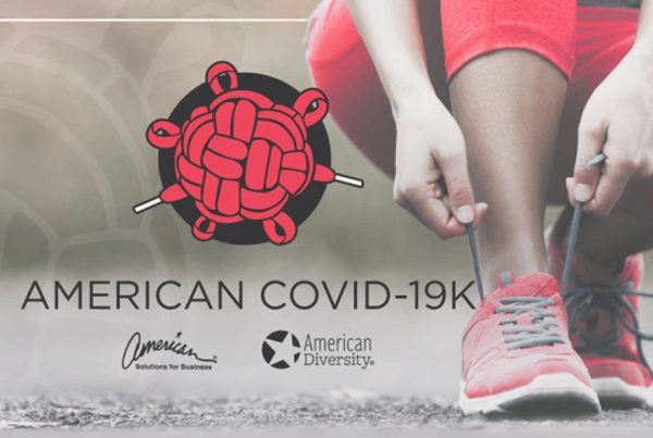 American Solutions For Business Raises $3,000 for The CDC Foundation in Virtual 19K Event
