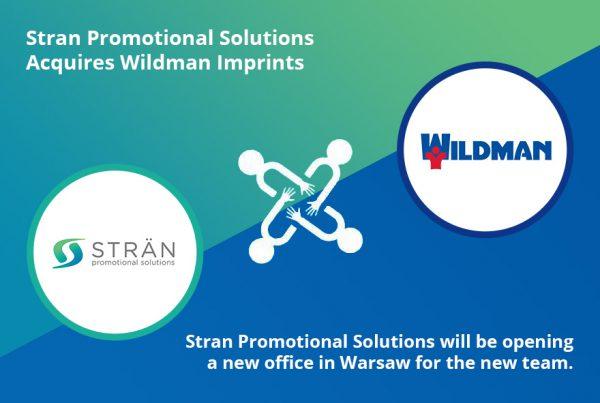 Stran Promotional Solutions Acquires Wildman Imprints