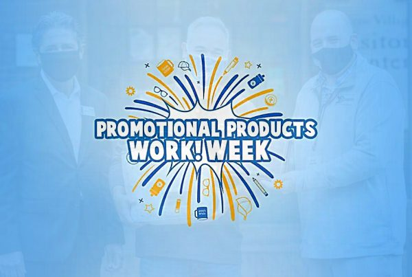 The Game Is On: Promotional Products Work! Week 2020 (PPW!W)