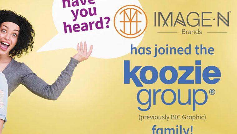 Koozie Group acquires IMAGEN Brands