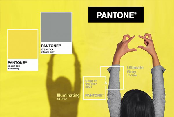 Pantone announces Two Colour of the year 2021: Ultimate Gray and Illuminating